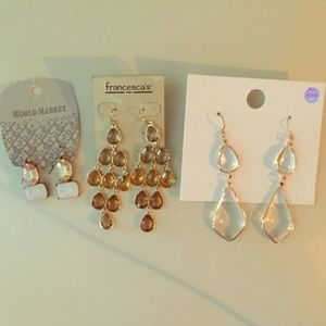 Jewelry - New! Earring Bundle